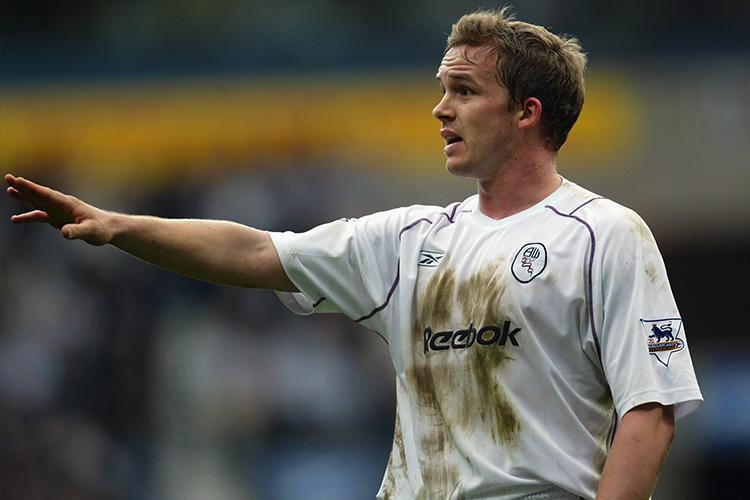 Never trust a striker with a clean shirt