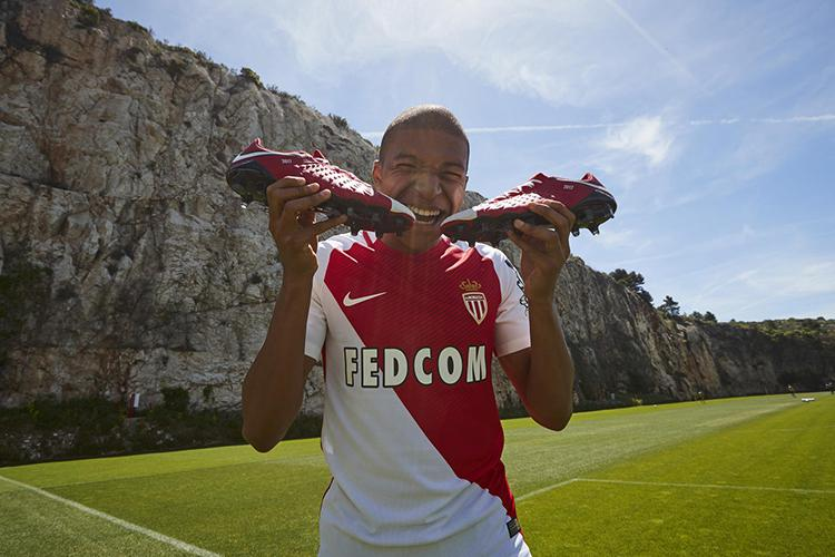 new concept 724b5 a3cb5 Kylian Mbappe will be wearing limited edition boots in ...