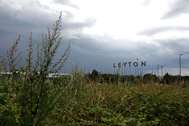 Leyton is east London boasts four Premier League players despite a small population