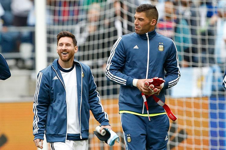 Lionel Messi's Argentina lost in the final on penalties to Chile in the 2016 Copa America.