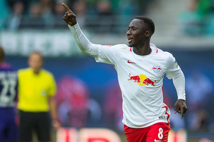 Keita is one of the most sought after midfielders in Europe