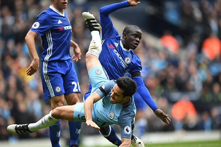 No one escapes the clutches of N'Golo