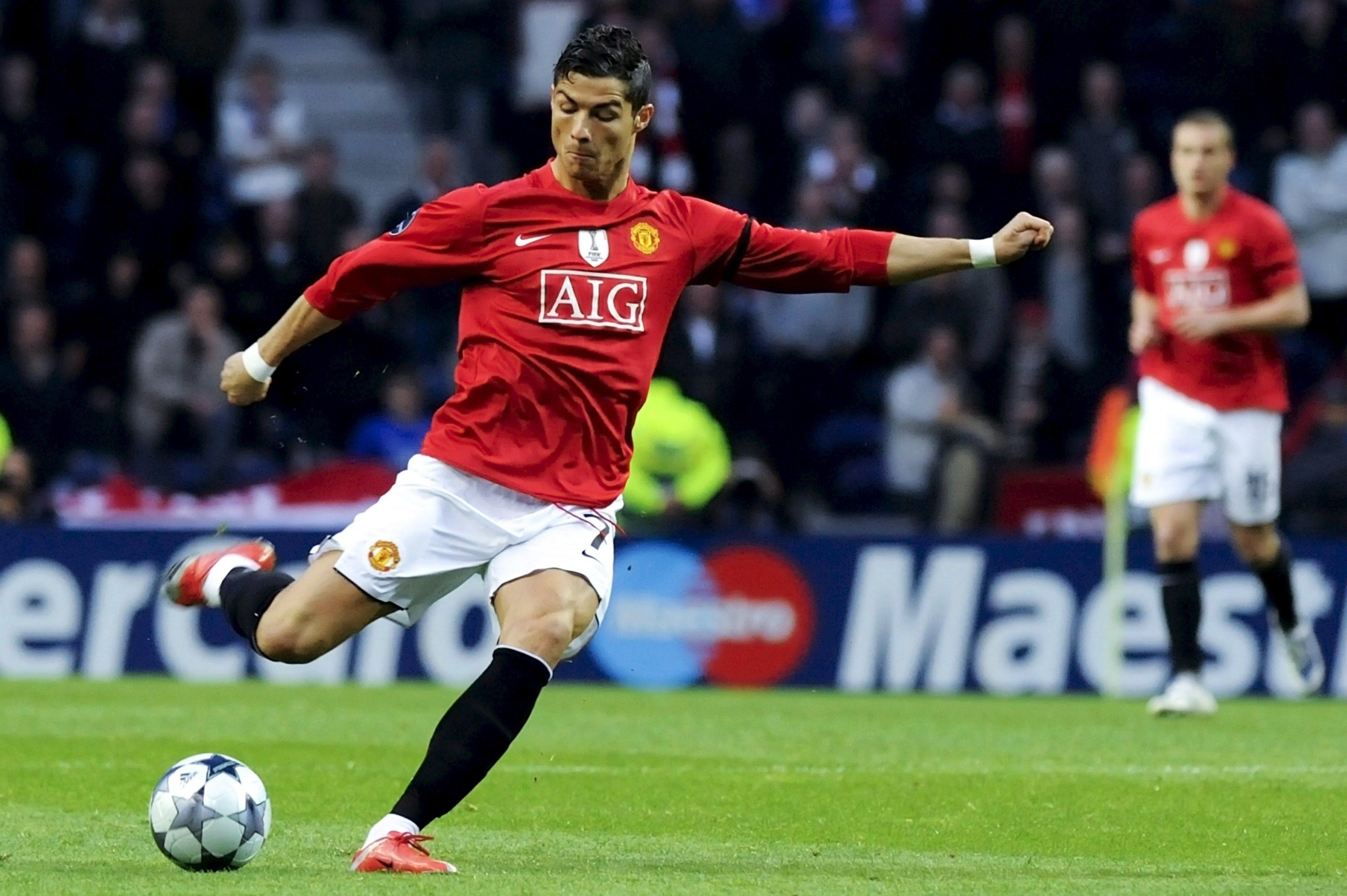 Some bloke called Cristiano Ronaldo won the first ever Puskas Award