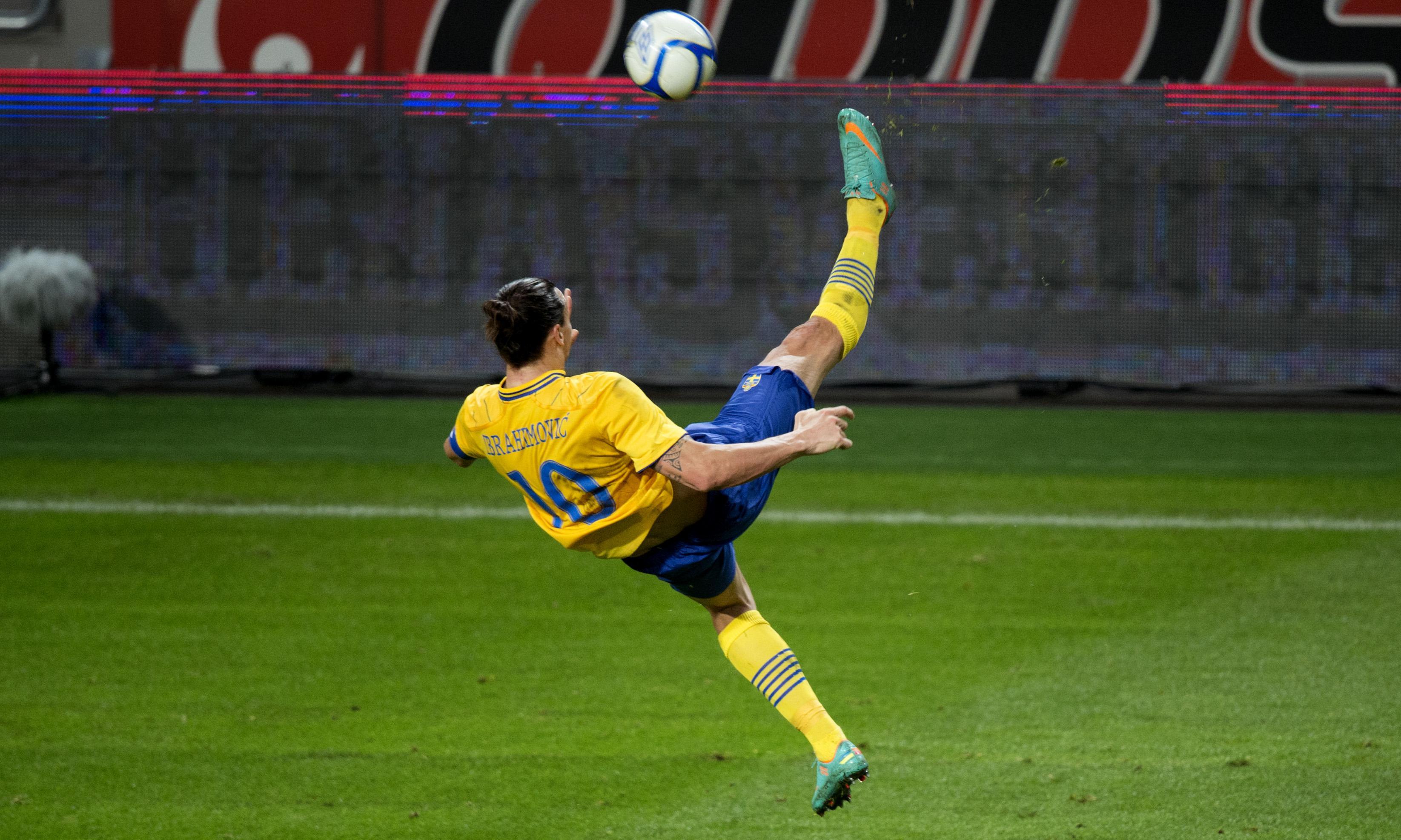 Stop showing off Zlatan