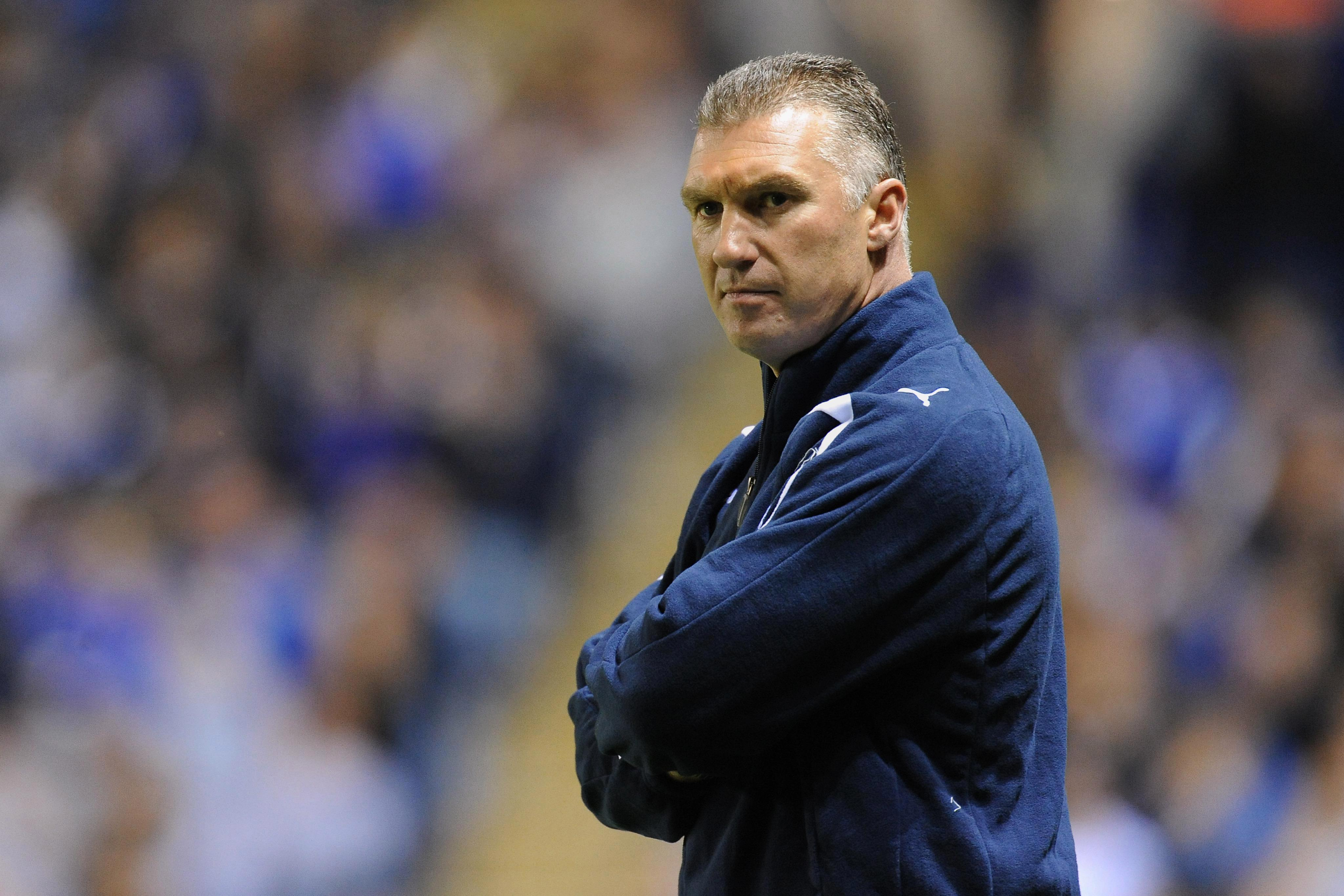 Nigel Pearson has revealed his interest in becoming Middlesbrough's new manager