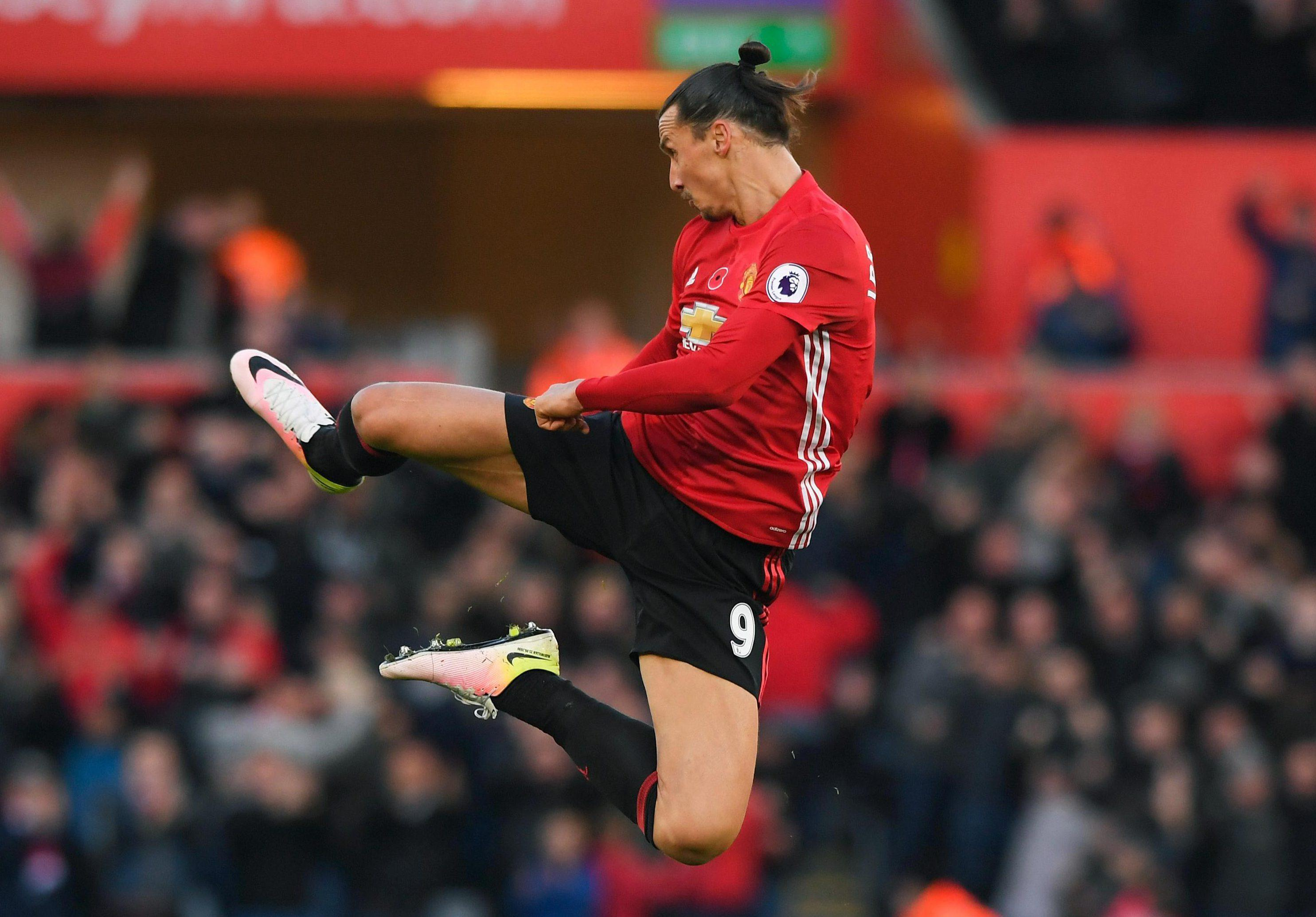 Zlatan Ibrahimovic has been hailed for his physical prowess by the surgeon who operated on his knee