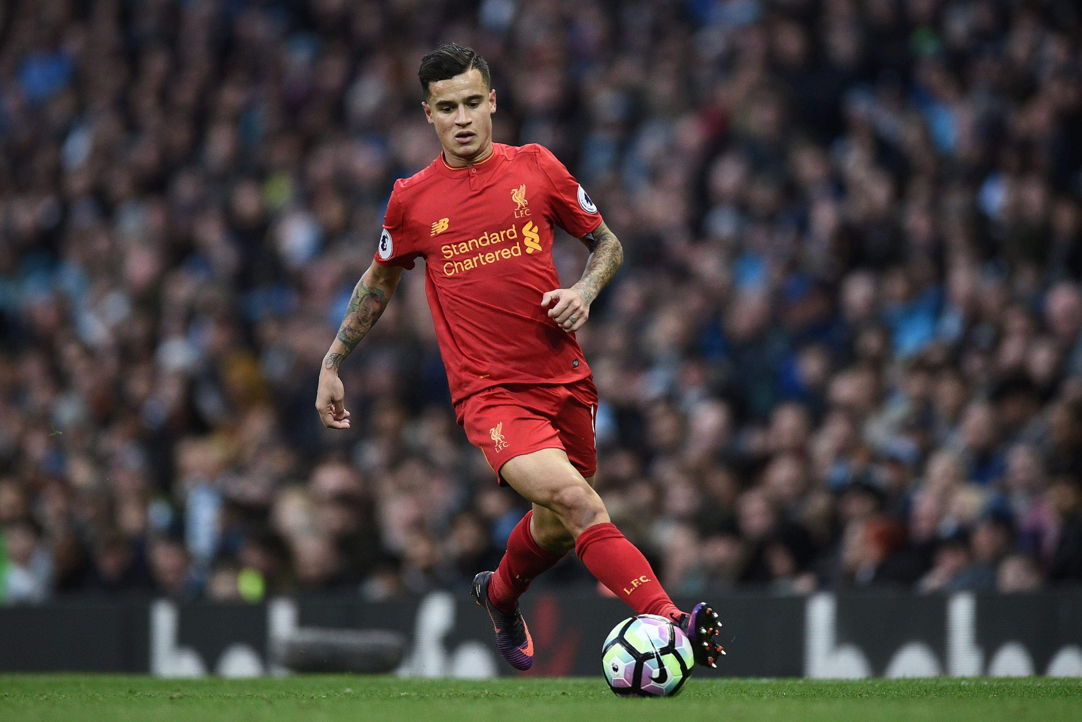 Philippe Coutinho is Liverpoo's creative force