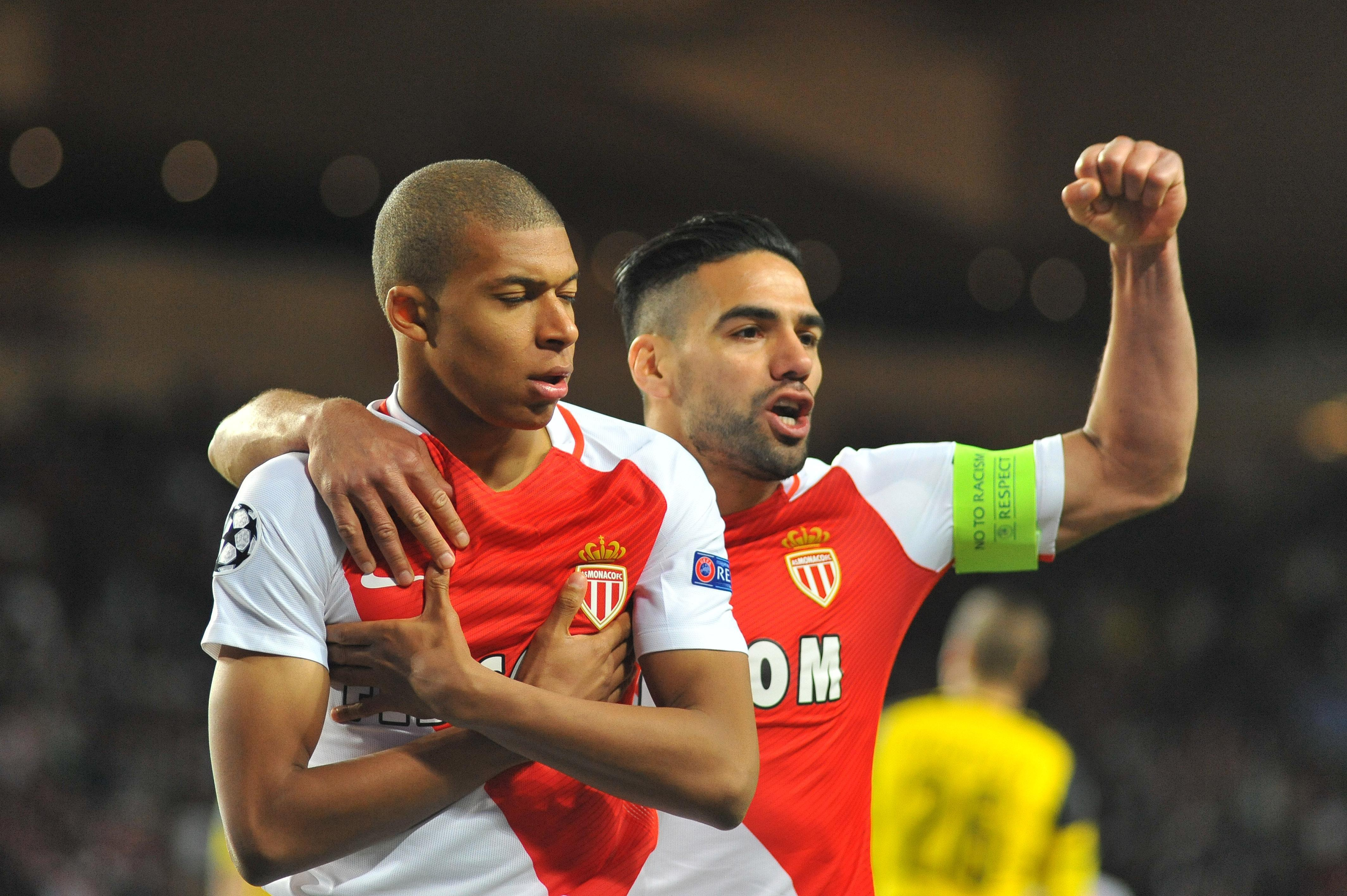 Kylian Mbappe What Does The Monaco Star S Celebration Mean