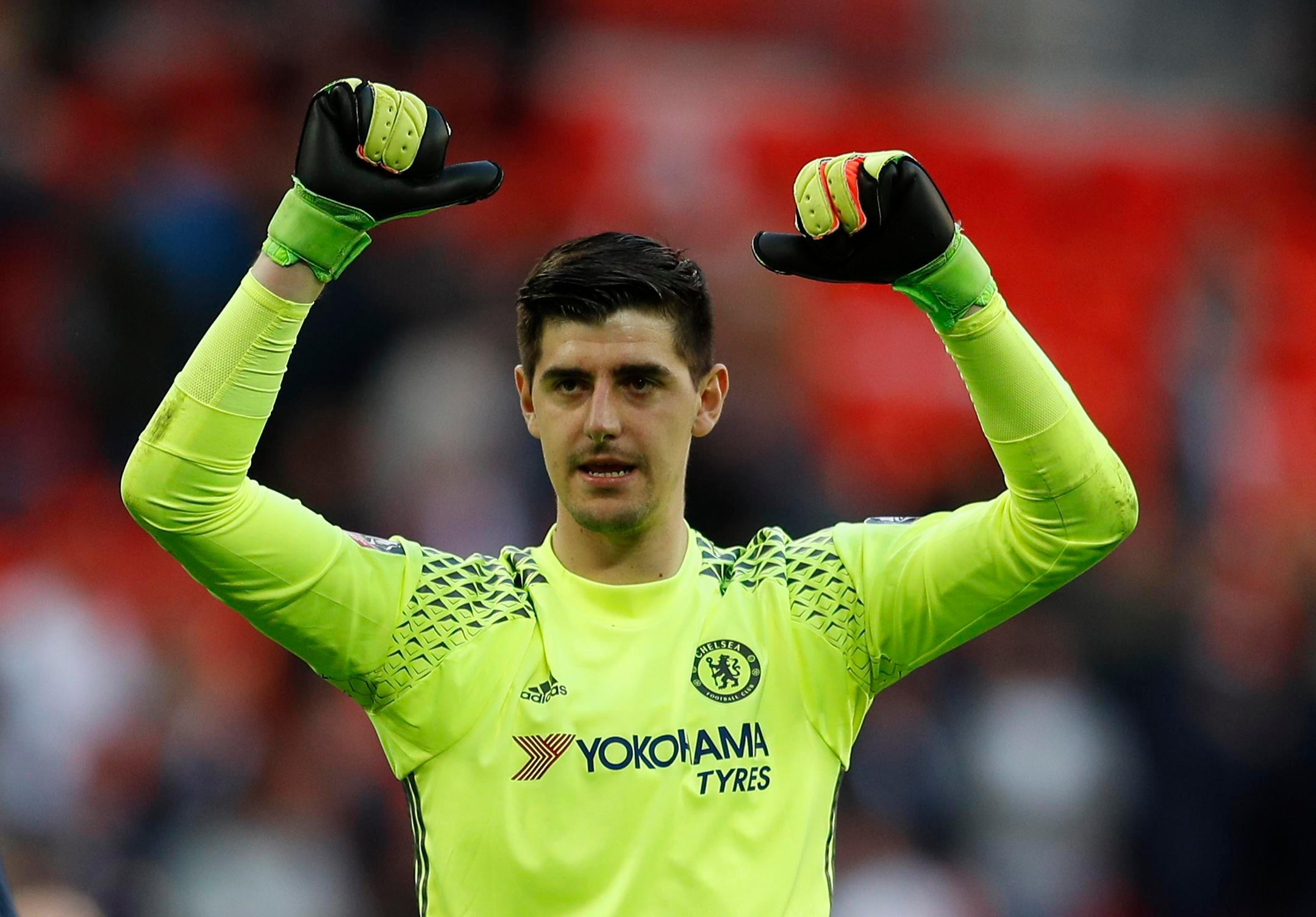 Can Chelsea keep Thibaut Courtois away from Real Madrid's clutches this summer?
