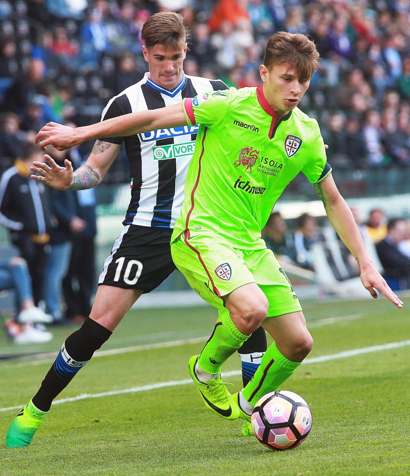 Rodrigo De Paul moved from Valencia to Udinese