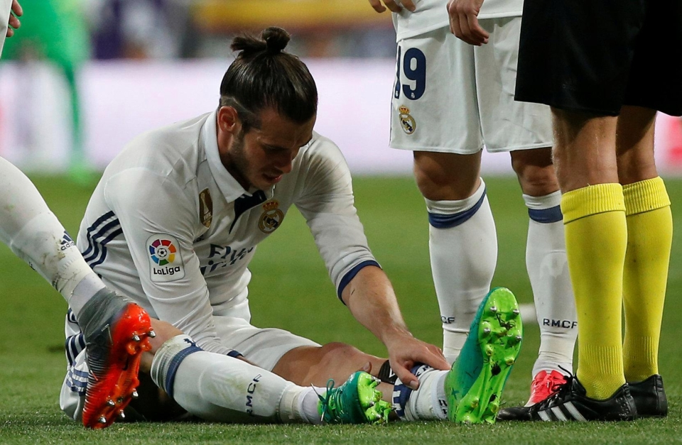 Gareth Bale faces a late fitness test to see whether he will be able to face Juventus in the Champions League final