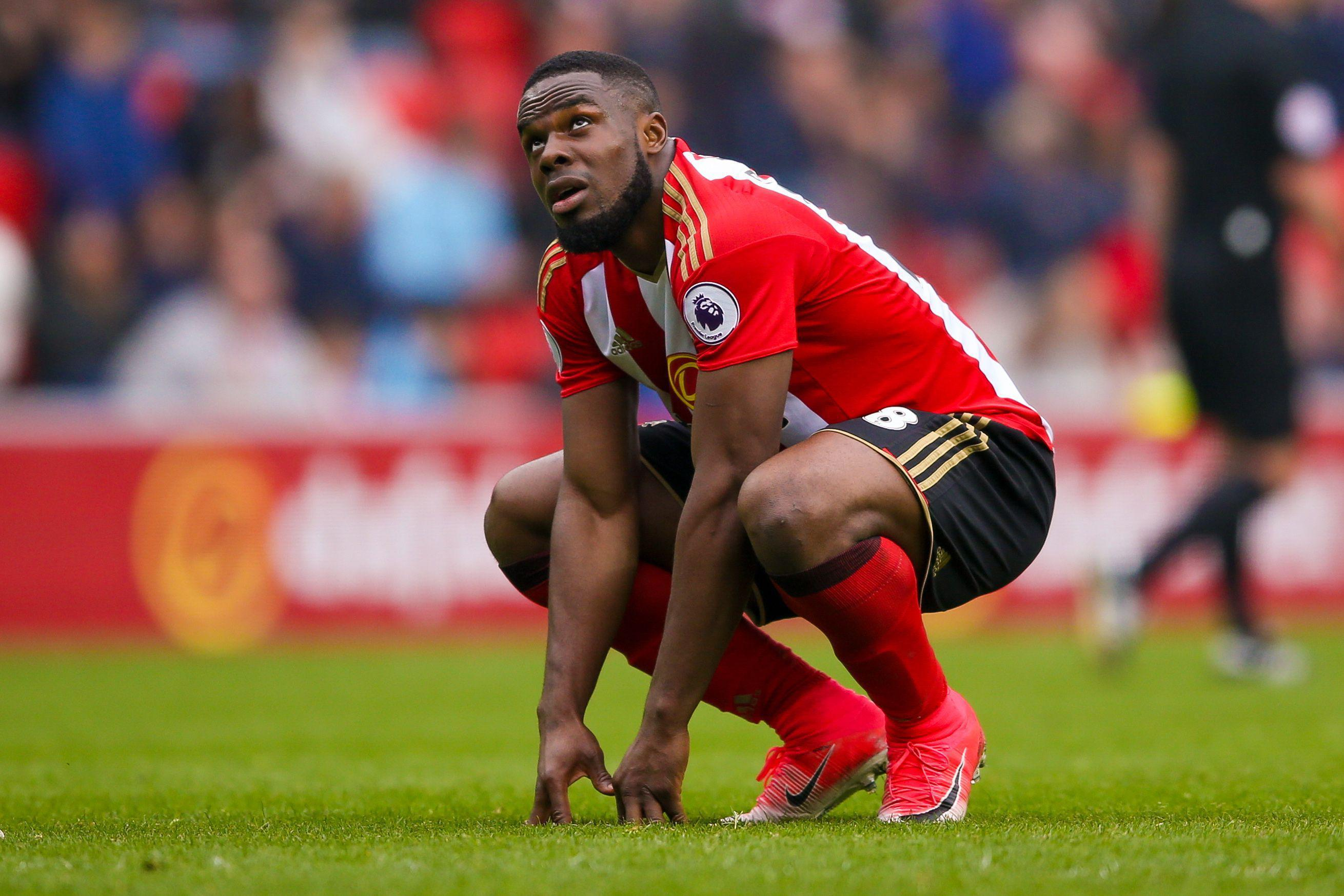 Victor Anichebe is also set to leave Sunderland when his contract expires