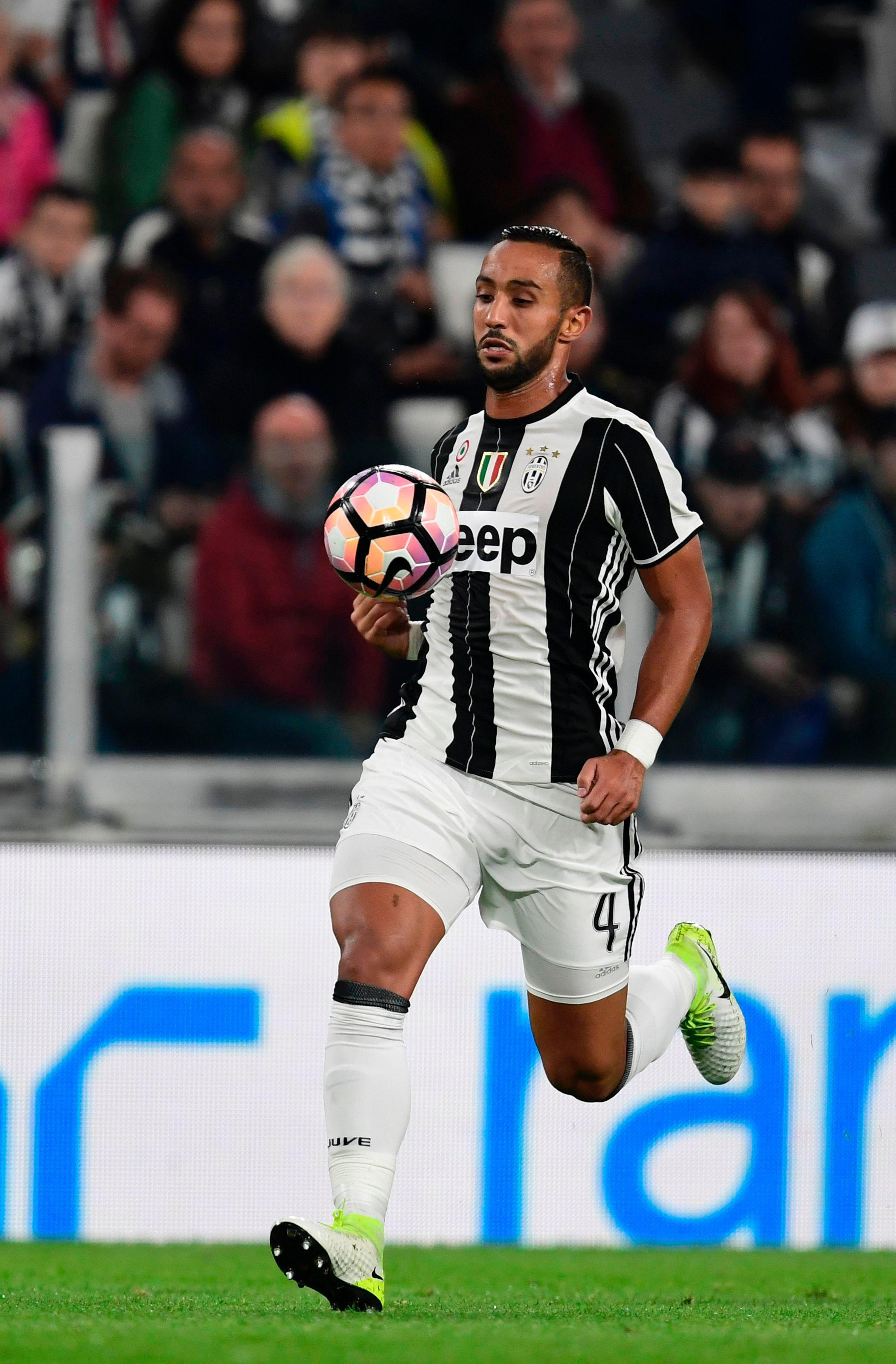 Juventus star Mehdi Benatia was furious being racially abused on live TV