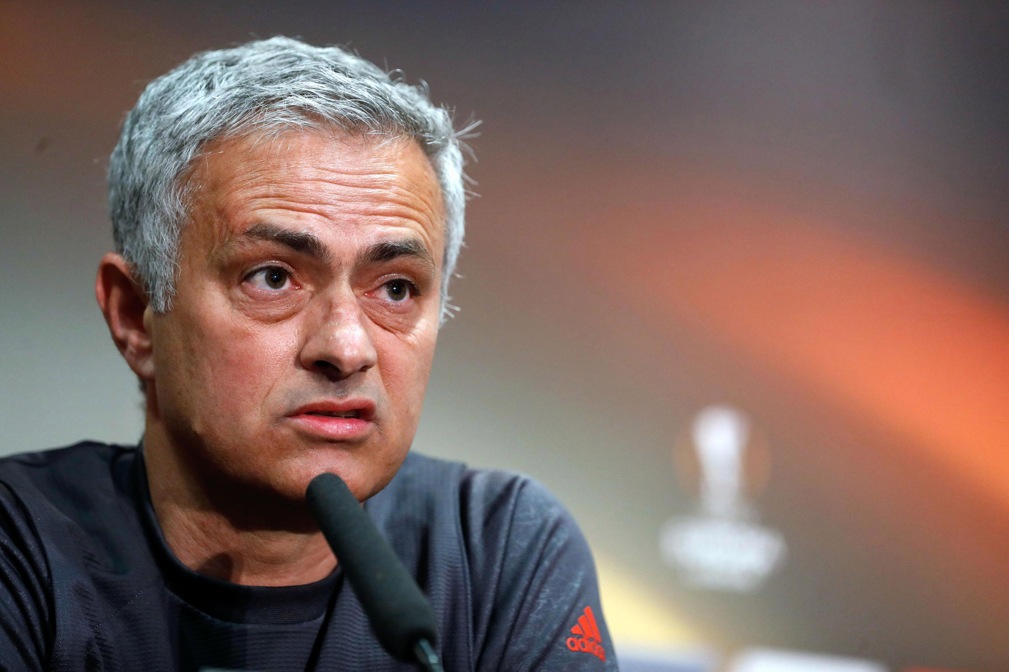 Jose Mourinho will ring the changes for Manchester United's trip to Tottenham