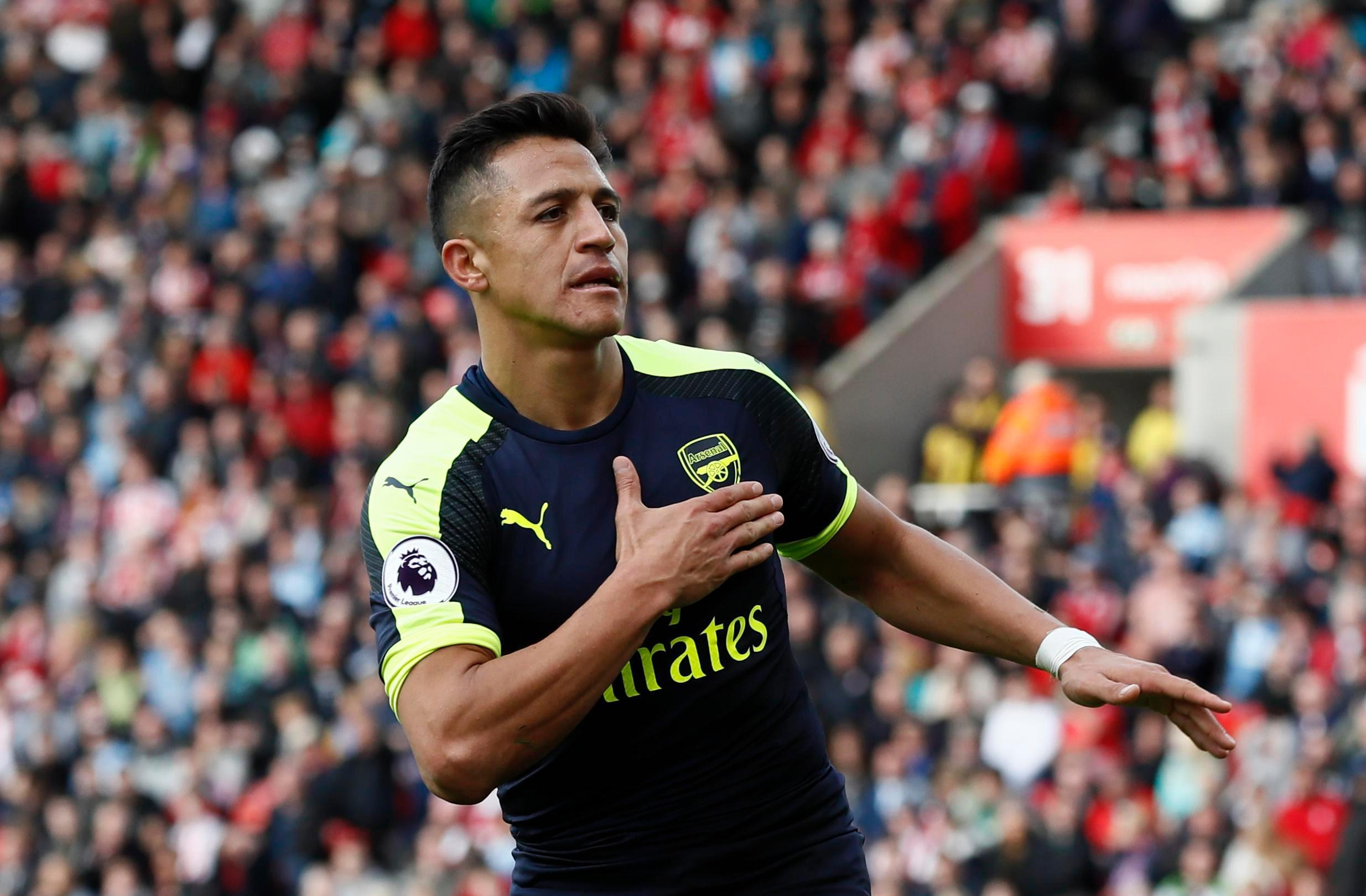 Alexis Sanchez will almost certainly finish as Dream Team's top points scorer
