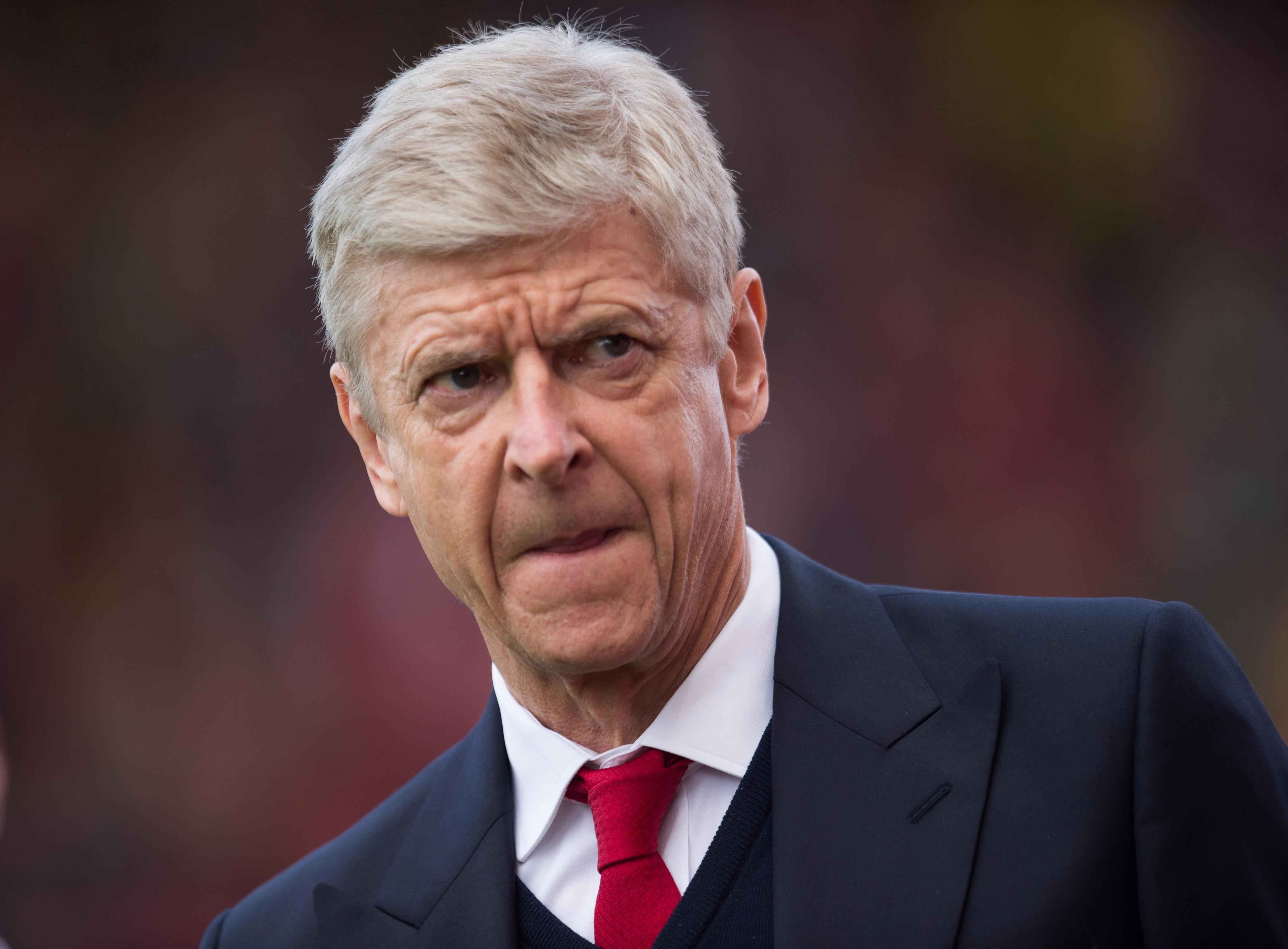 Wenger in, out, in, out again… it's hard to keep up