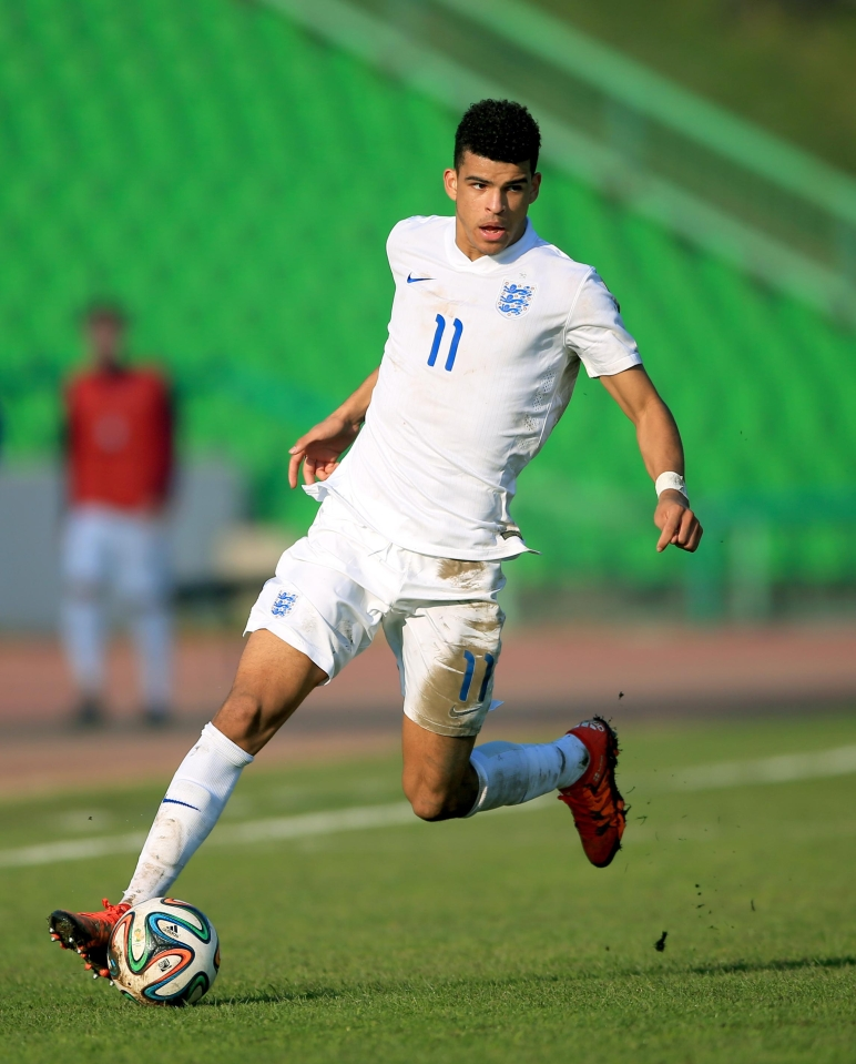 Solanke has been excellent for the England Under-20s