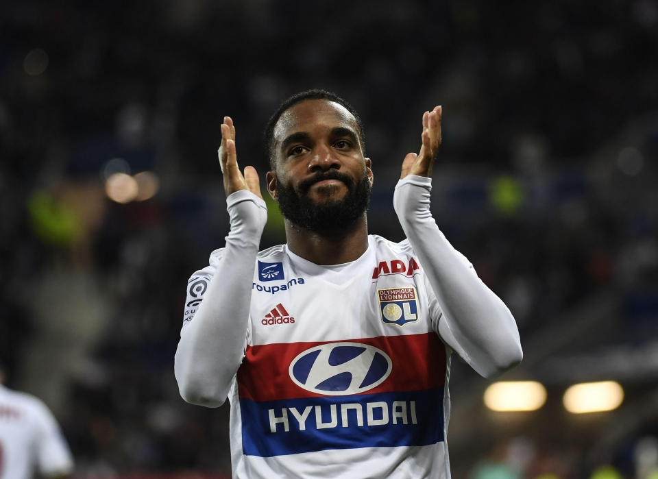 Lacazette could replace his countryman in Madrid