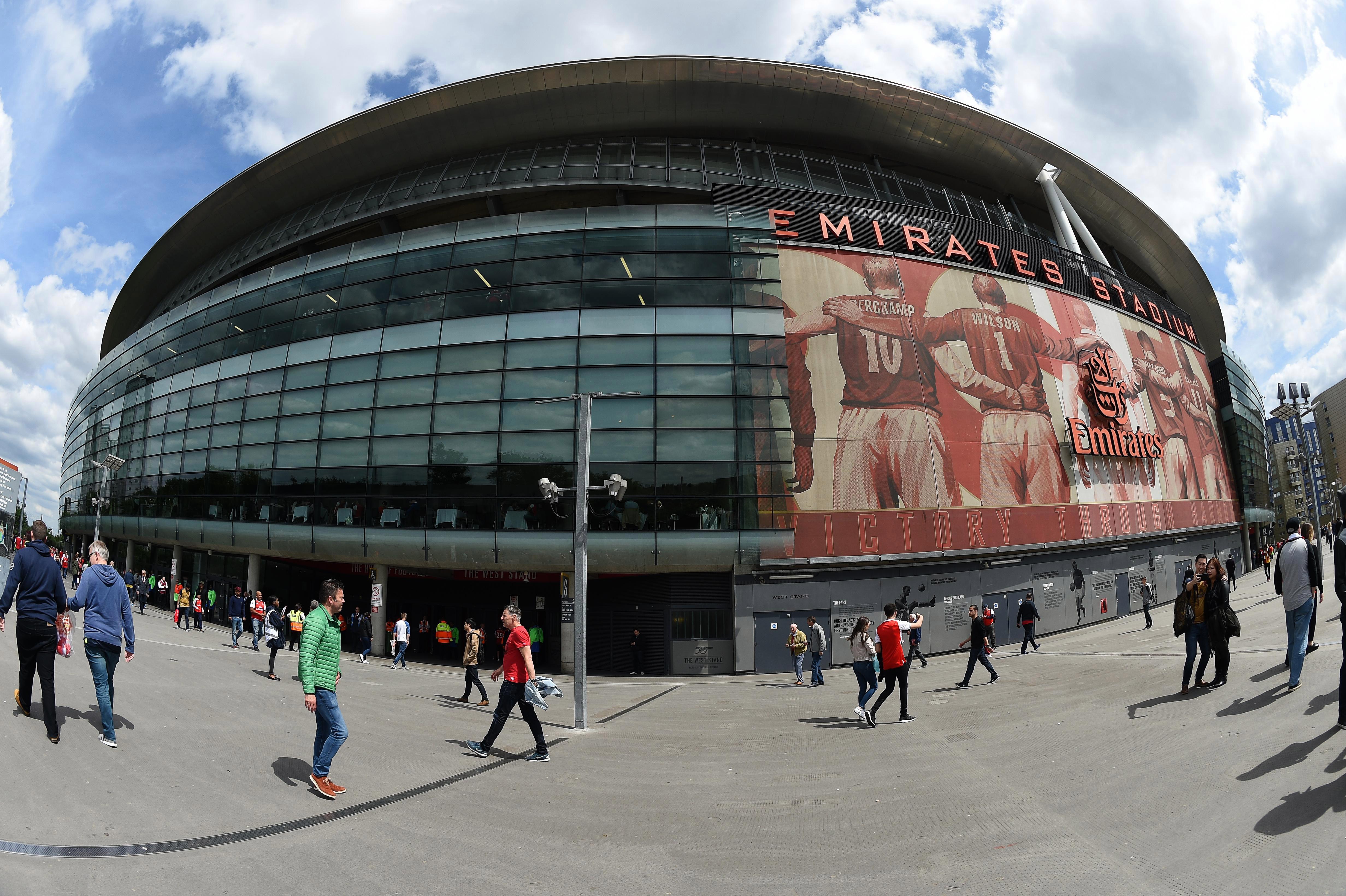 The Emirates Stadium will feature in FIFA 18