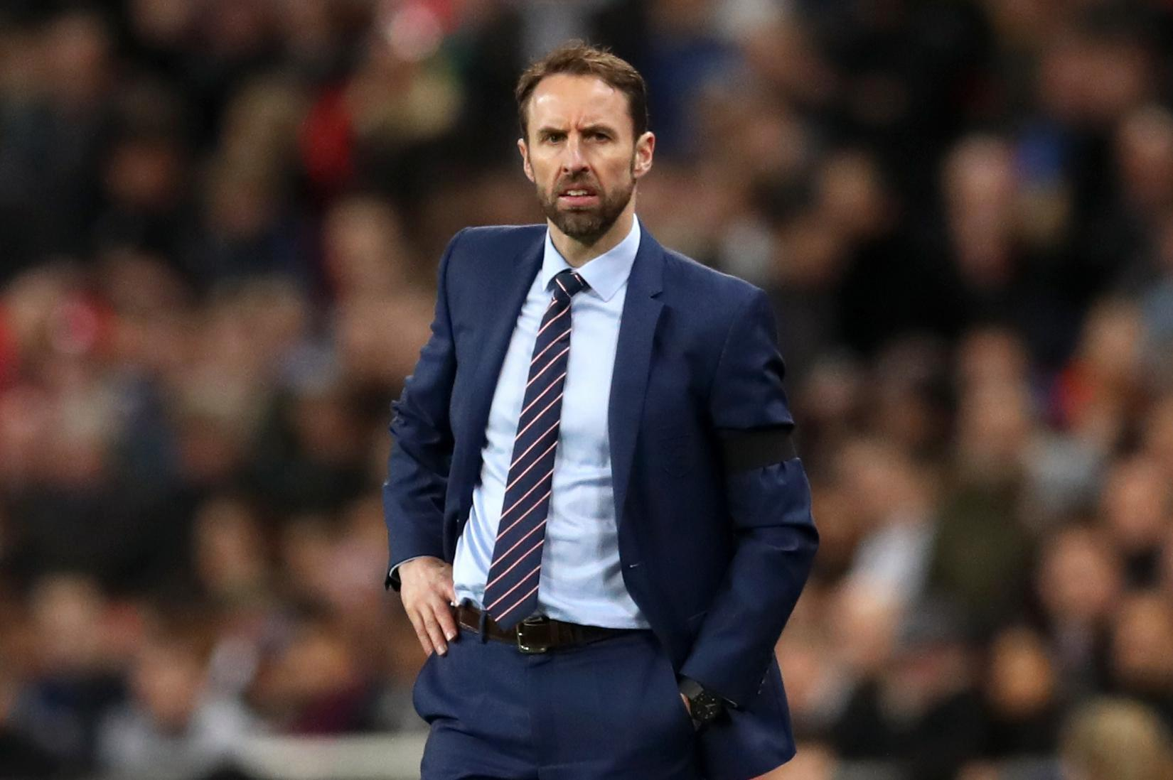 Gareth Southgate named his England World Cup squad this afternoon