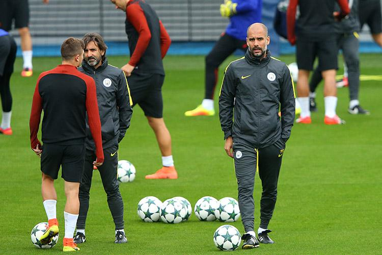 Guardiola pondering how City will afford to fork out £300,000