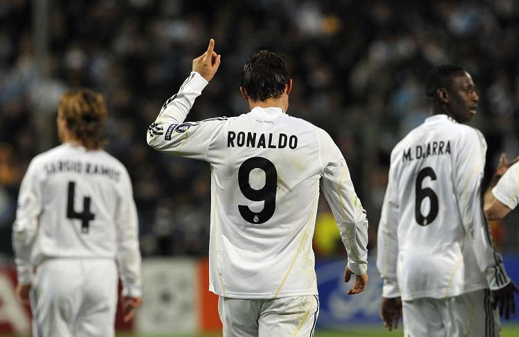 Ironically he plays more like a No9 now than when he actually wore the number