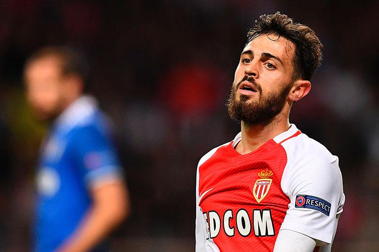 Bernardo Silva could be on the move in the summer, with a host of elite European clubs chasing his signature