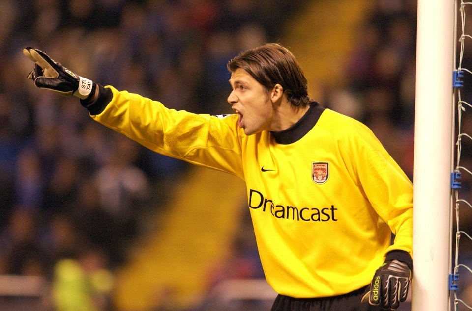 Stuart Taylor has managed just 27 appearances since leaving Arsenal in 2005