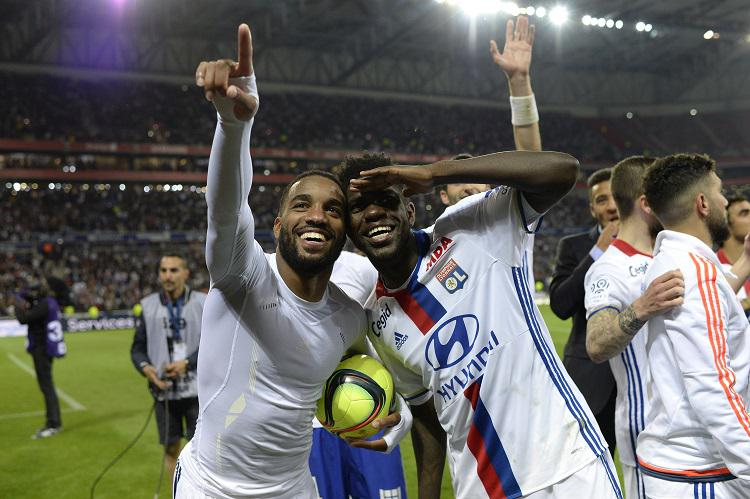 9 world-class players Lyon have sold in recent years