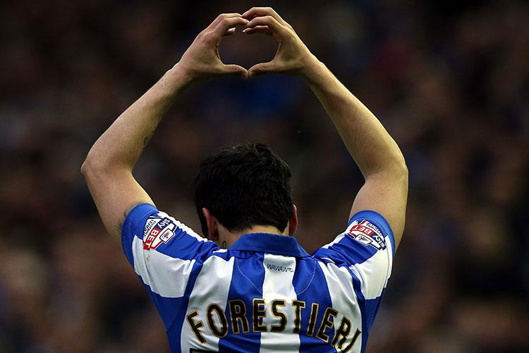 Fernando Forestieri… a striker with a lot of heart