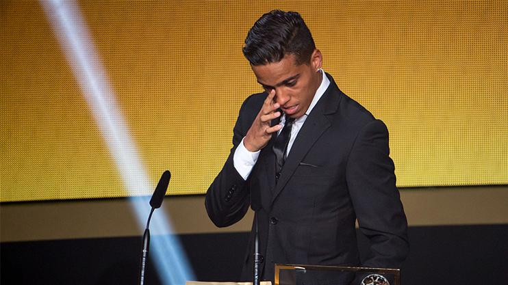 Wendell Lira after being told his mum had confiscated his PS4