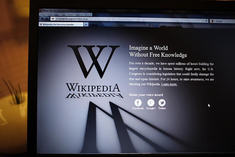 A world without Wikipedia is not worth thinking about