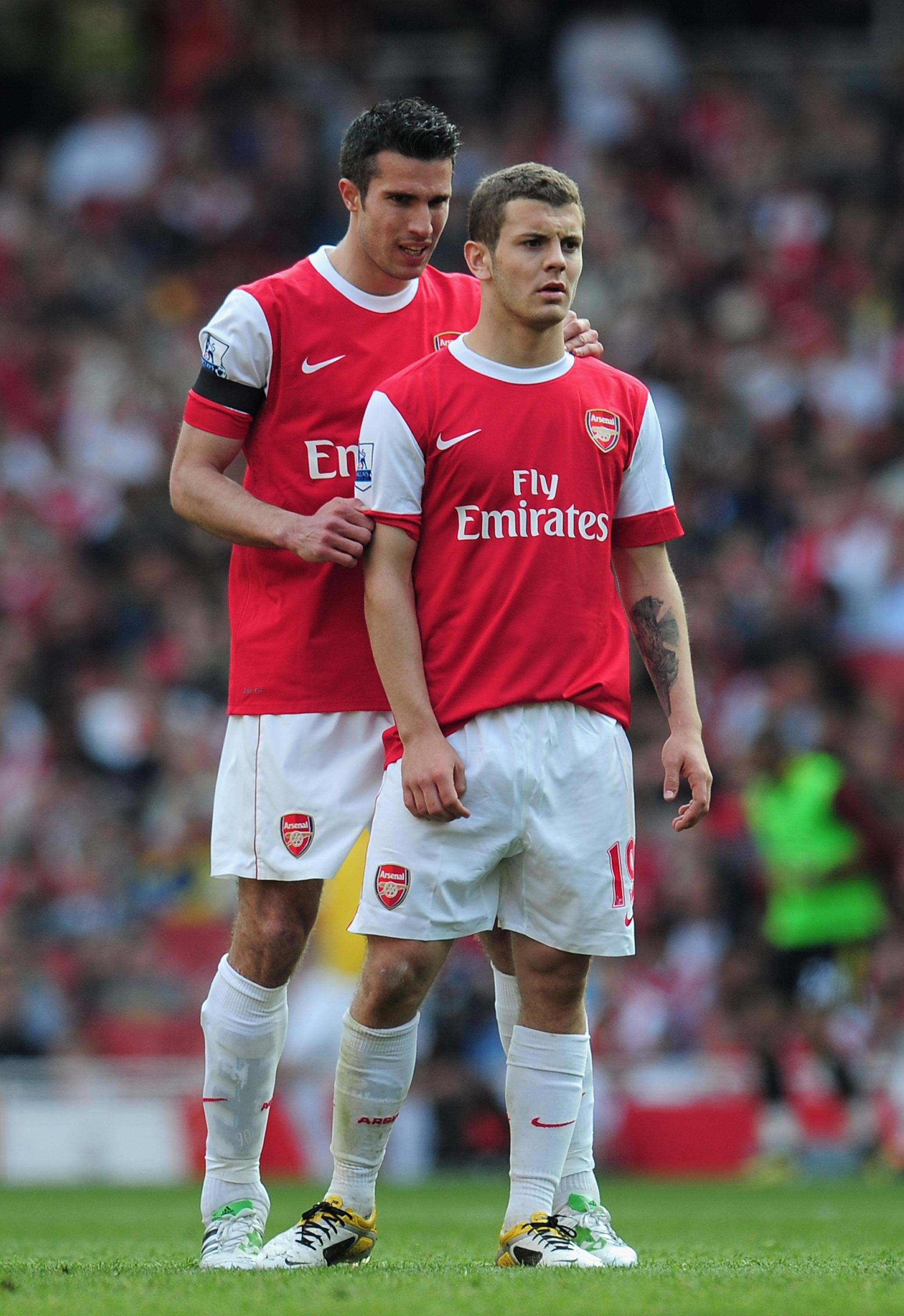 Can we have this Wilshere back please?