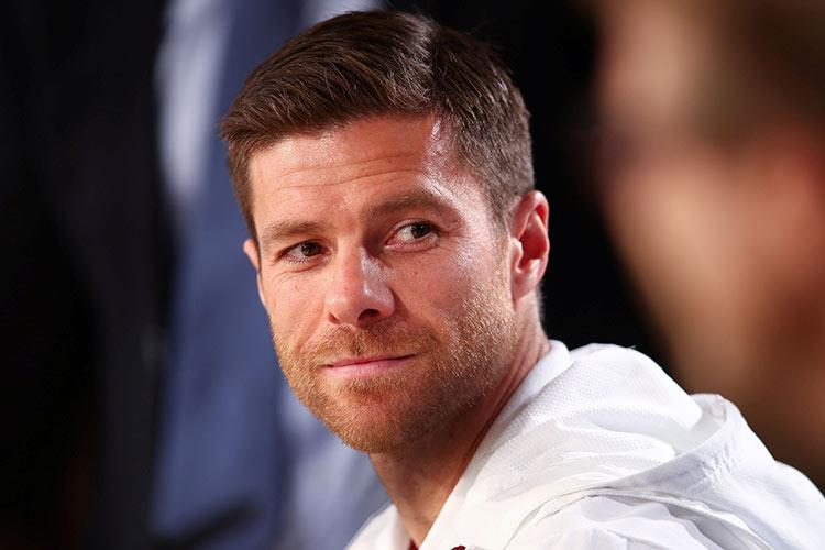 Xabi Alonso – cooler than you'll ever be.