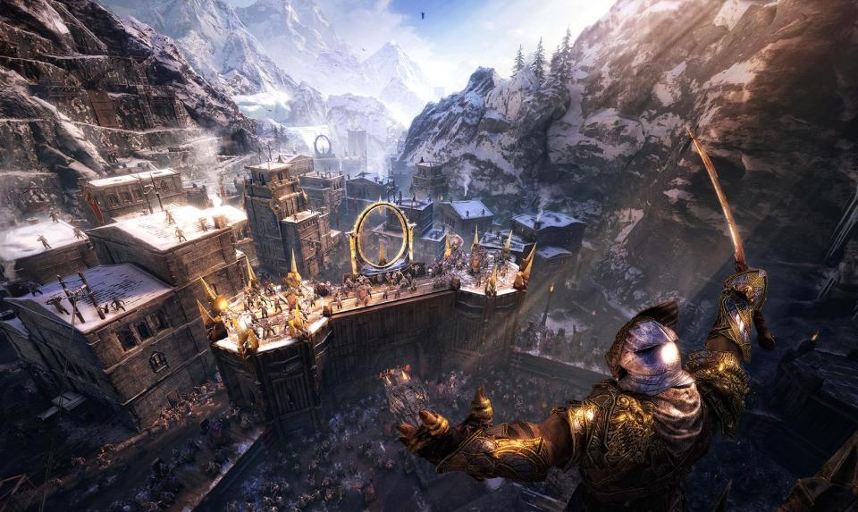 Middle Earth: Shadow of War will be one of the stand-out open-world games of the year