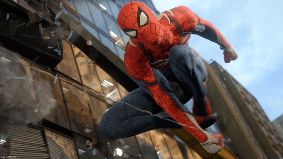 Spider-Man had one of the most impressive gameplay demonstrations at the conference