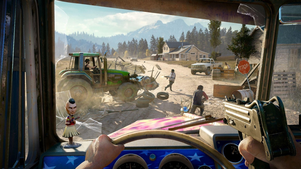 Ubisoft's Far Cry 5 looks to have improved on the last game in every single way possible