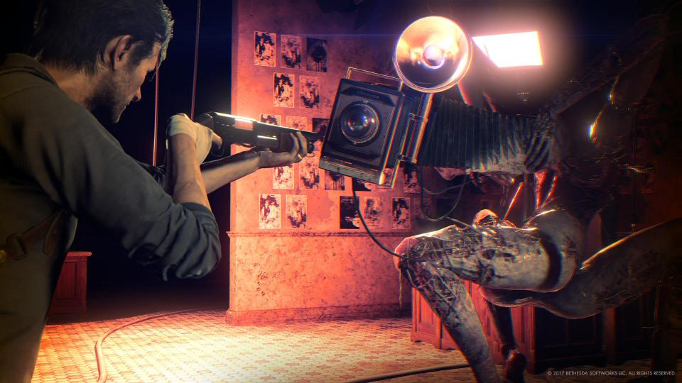 The Evil Within 2 will be one of the goriest games of the year… be warned!
