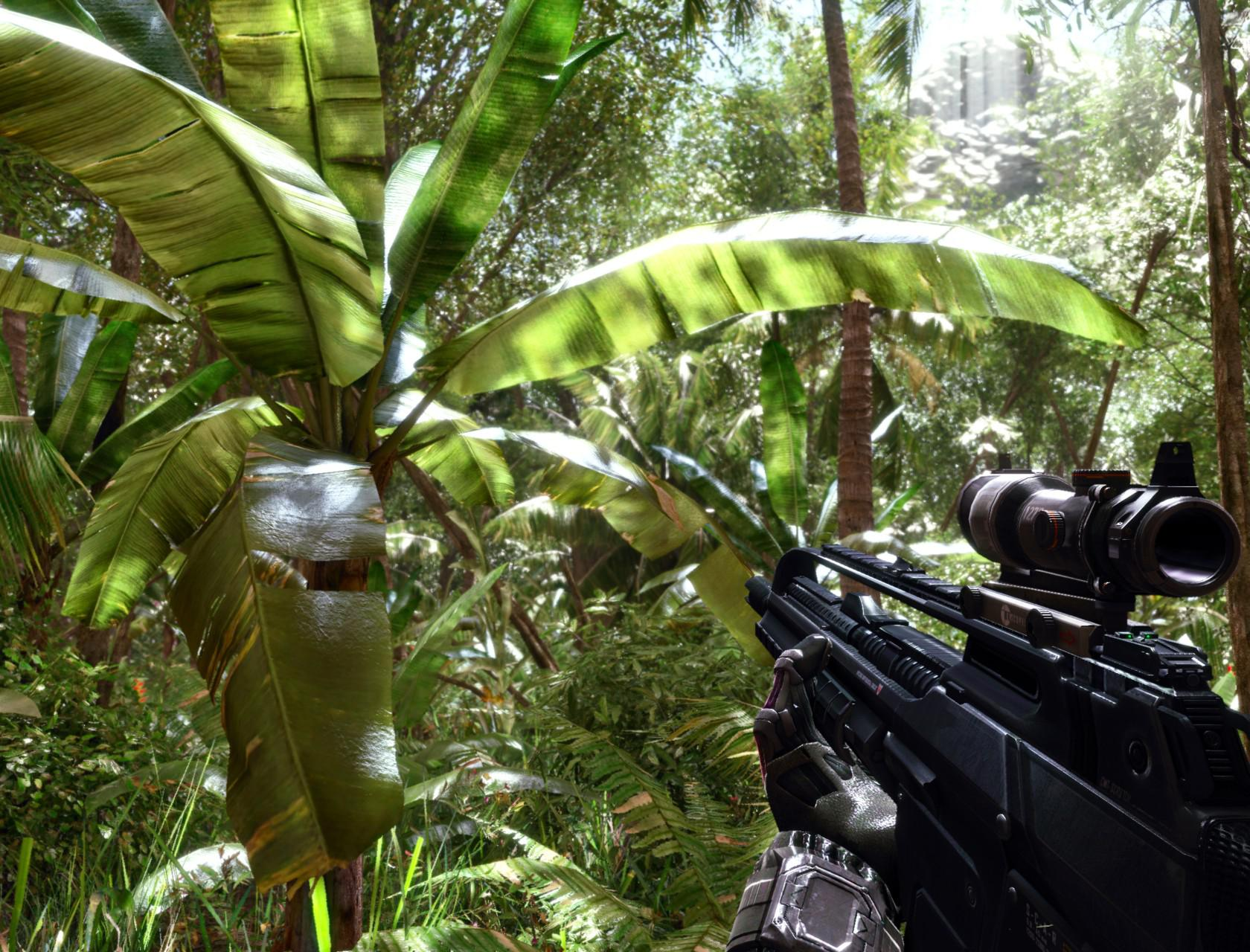 Modders have made 10-year-old Crysis the best-looking game ever created