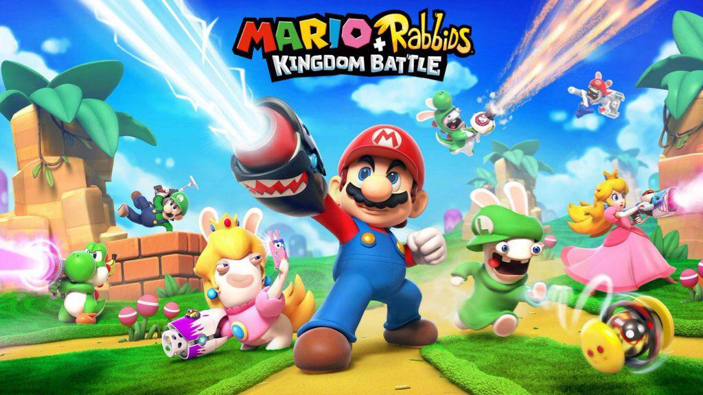 The new Mario Rabbids game is a step in a new direction for the infamous plummer