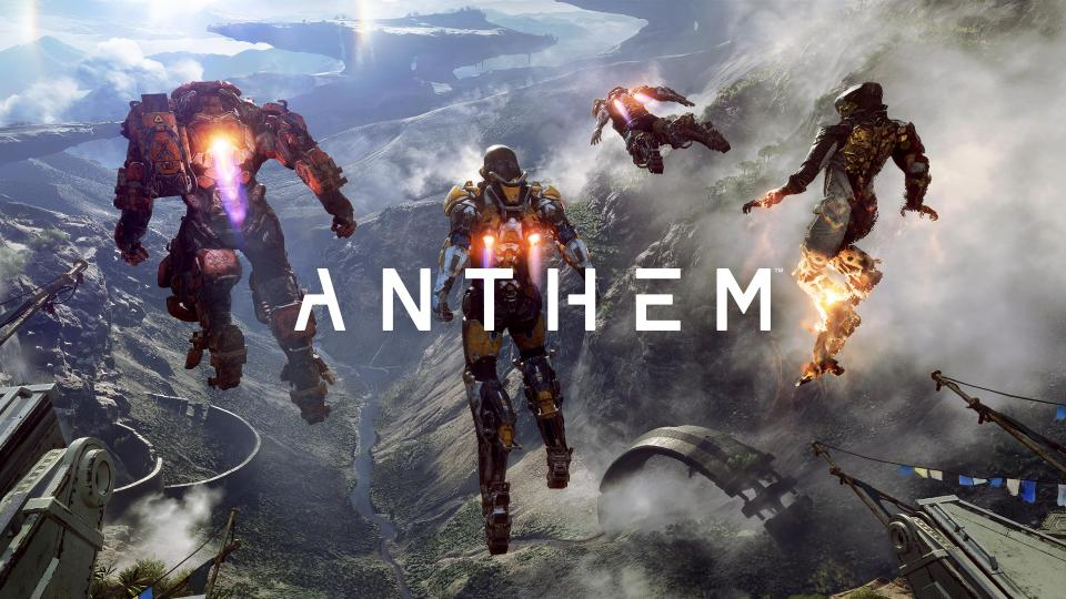 Anthem, from Star Wars: Knights of the Old Republic developers Bioware, was one of the standout new IPs at E3 2017