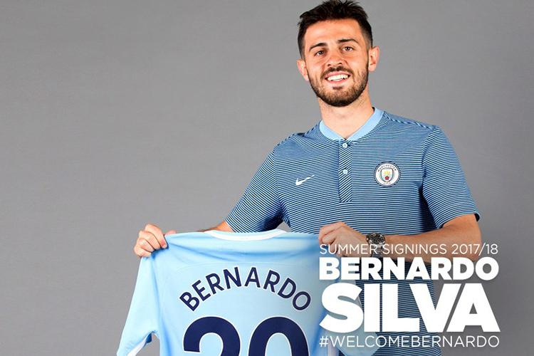 Monaco have already lost Silva to City