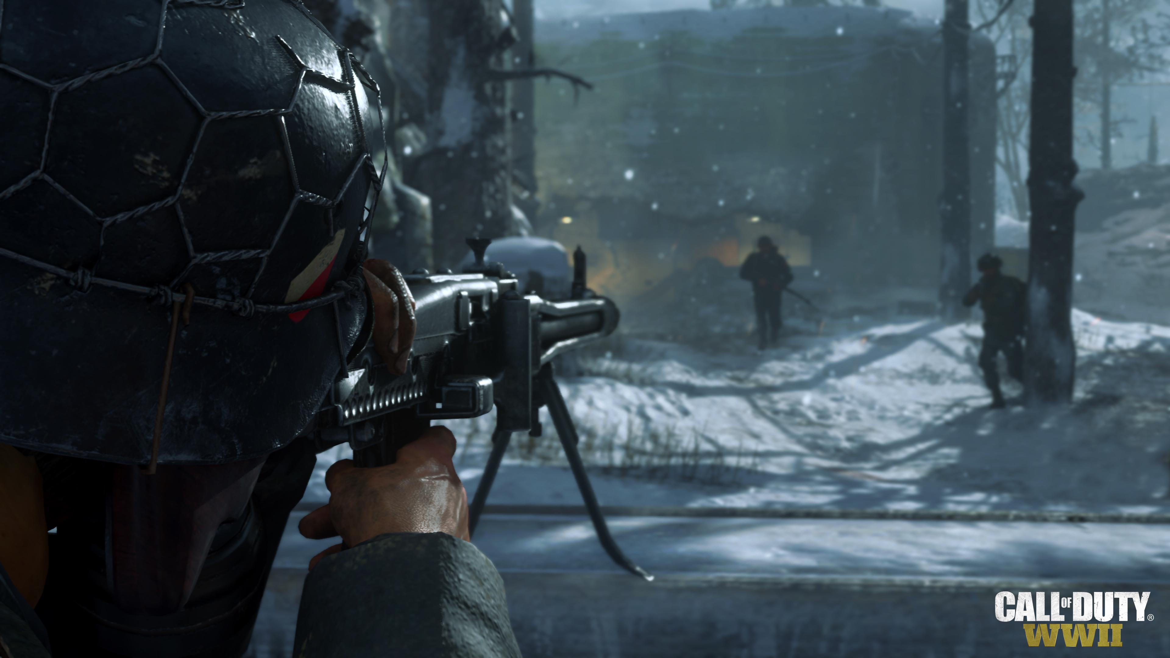 Call of Duty: WWII is being made by Sledgehammer Games - who made the brilliant Advanced Warfare