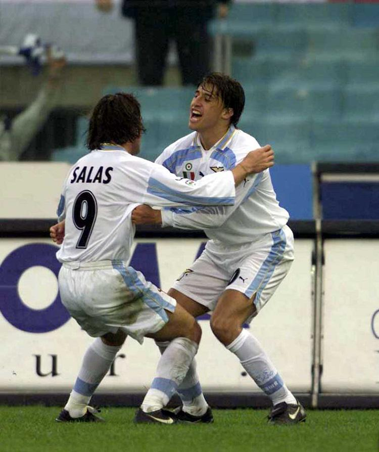 Football peaked when Crespo and Salas played together