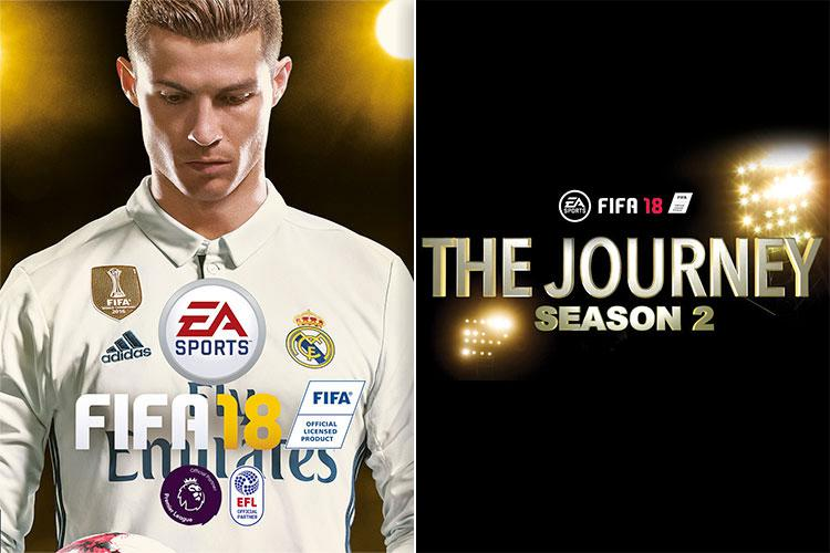 FIFA 18 The Journey Season 2 EA Sports Poised To Reveal Stunning NEW Trailer Showcasing Alex Hunters Next Adventure