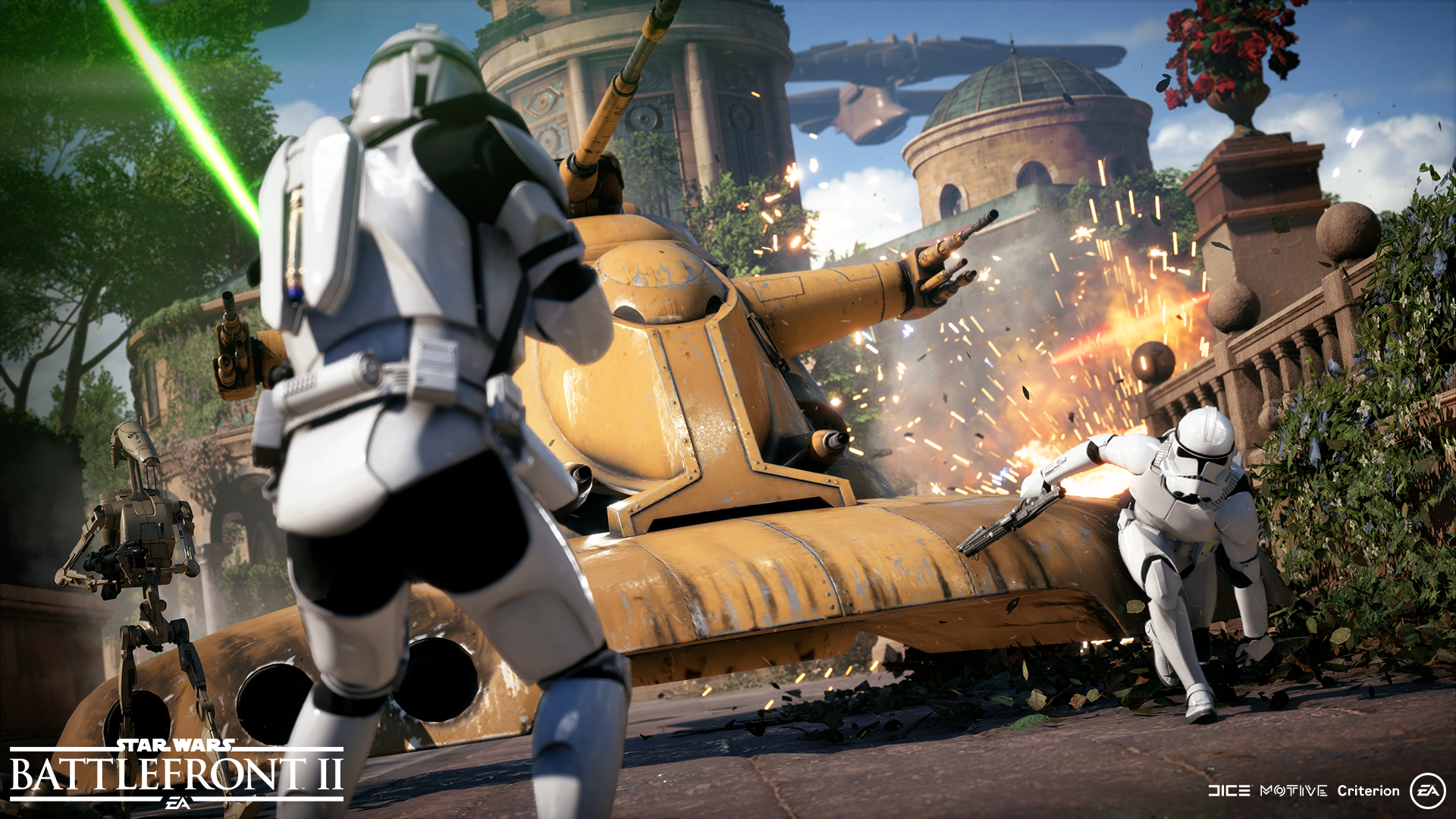 EA has listened to fans throughout the development of Star Wars Battlefront 2 – so it should fare much better than the 2015 version