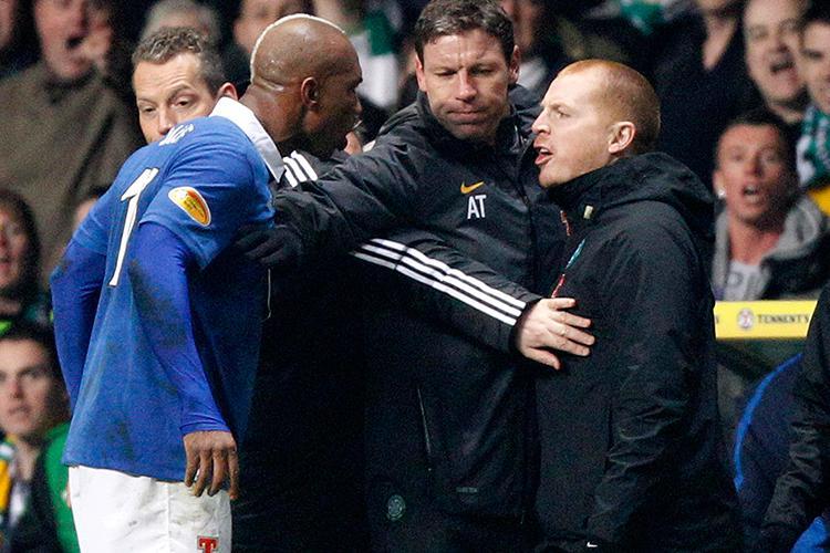 Mr Senegal meets Mr Northern Ireland