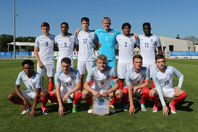 England sent their Under-18 side to the Toulon Tournament, where countries can send any player under the age of 21.