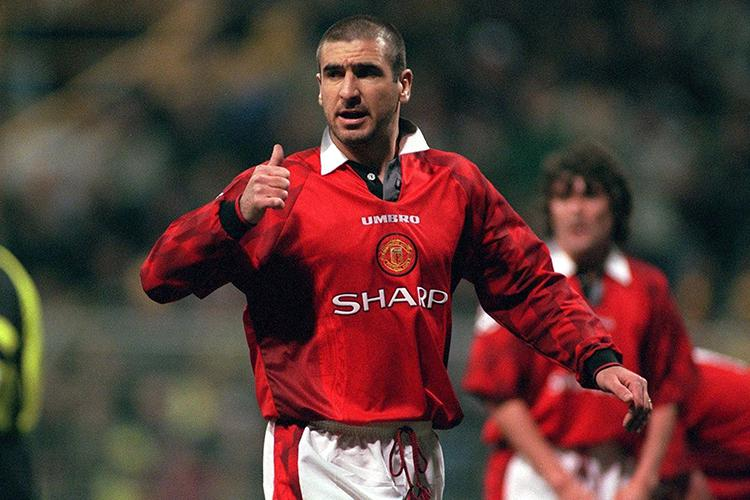 Cantona remains one of Manchester United's greatest ever players