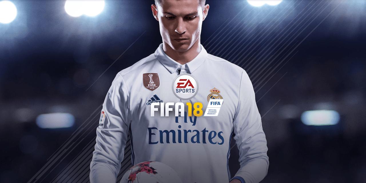 FIFA 18 hits shelves next week on September 29